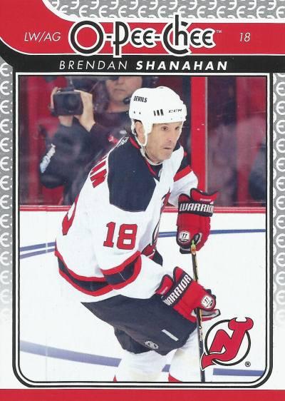 2009-10 O-Pee-Chee - Brendan Shanahan